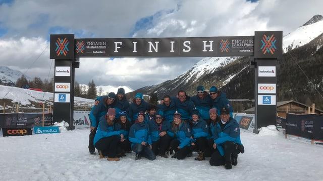 Il Maraton da skis engiadinais 2019 è a fin.