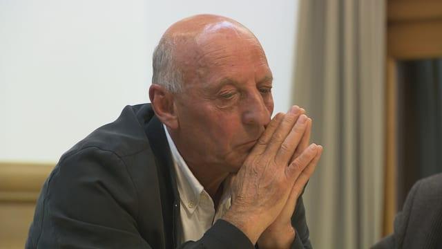 Giacomo Dolfi il cusrin e figliol dad Alberto Giacometti