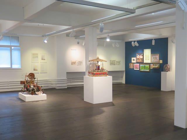 Ausstellung im Museum im Lagerhaus