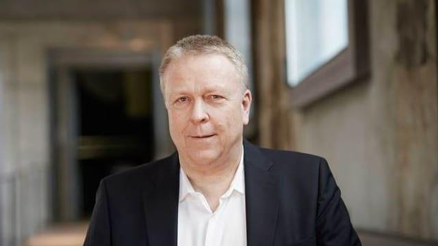 Martin Heller im Porträt