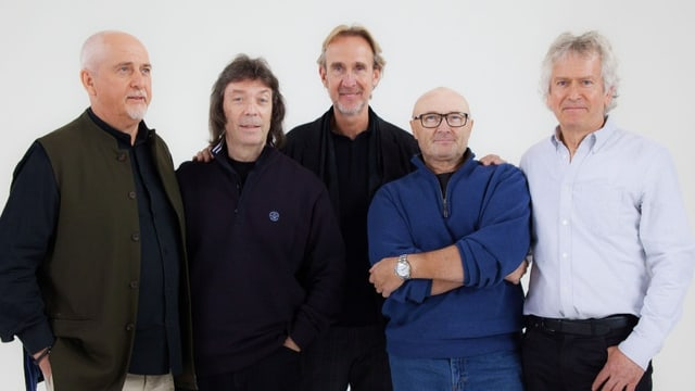 Video «Genesis – Sum of the Parts I» abspielen