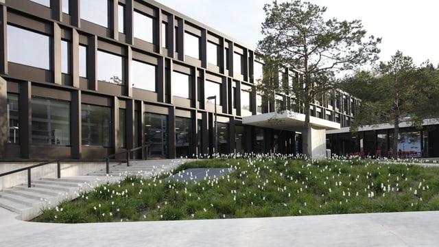Der Standort Zollikofen der BFH.