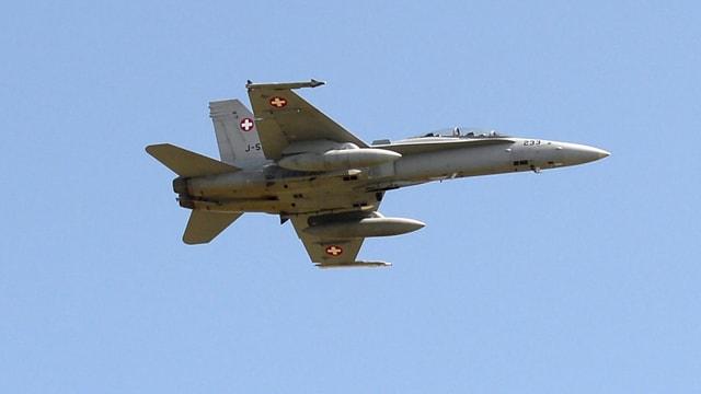 Eine F/A-18