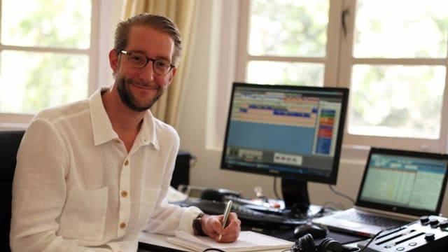 Porträt Thomas Gutersohn.