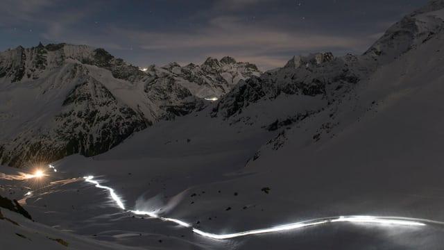 Impressiun Patrouille des Glaciers