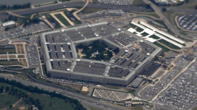 Purtret dal Pentagon.