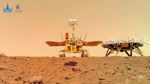 Weitere Weltraumprojekte von China