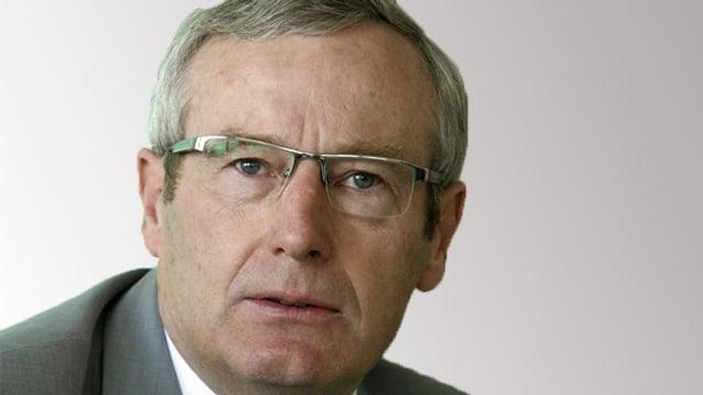 Porträtbild von Alois Bissig, Regierungsrat des Kantons Nidwalden.