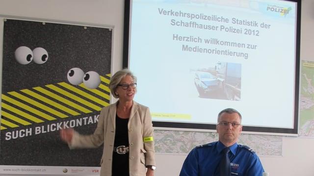 Regierungspräsidentin Rosmarie Widmer