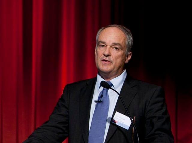 Lucas Bretschger Professor für Ressourcen-Ökonomie an der ETH Zürich
