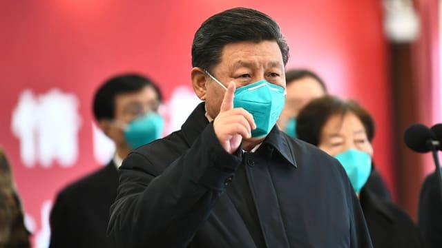 Peking streitet alles ab – will aber keine Untersuchung