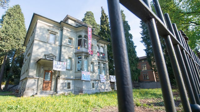 Villa Obergrundstrasse 99 in Luzern