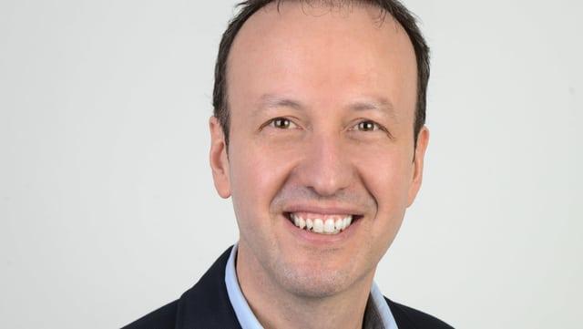 Geschäftsleiter Pink Cross, René Schegg.