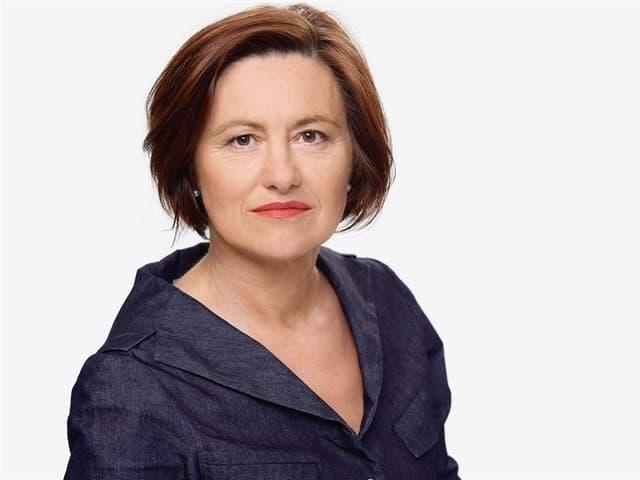 «Persönlich»-Gastgeberin Katharina Kilchenmann.