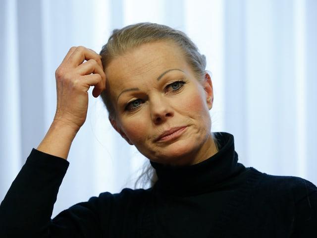 Portrait von Kathrin Oertel