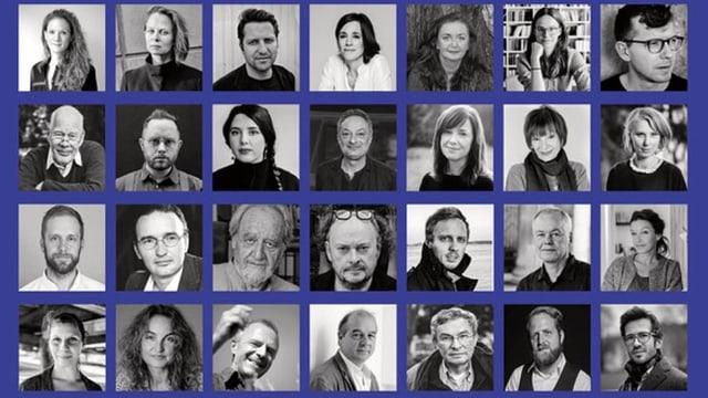 Porträts der Autorinnen und Autoren