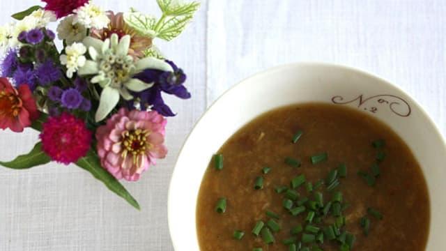 Vorspeise: «Ankä-Suppä»