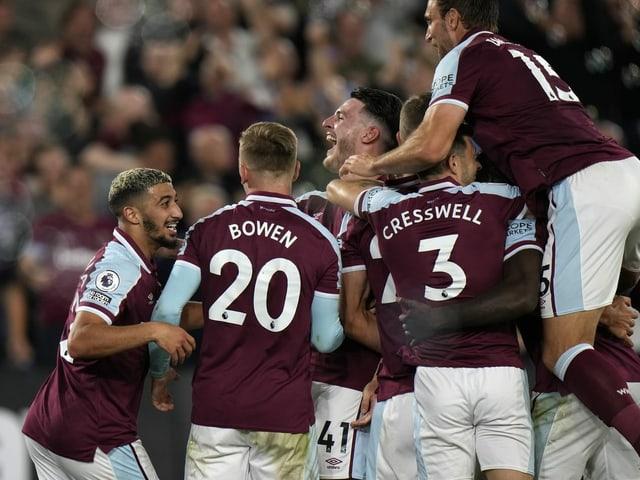 West Ham freut sich
