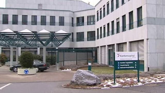 Ospital da la Crusch a Cuira.