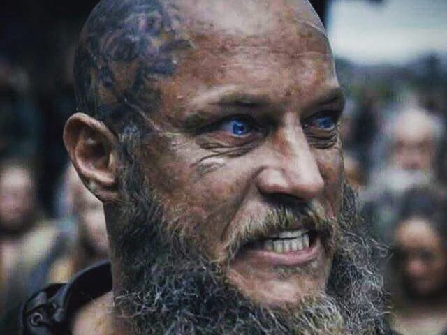 Heissester Pirat in einer Serie: Vikingerkönig Ragnar in «Vikings».