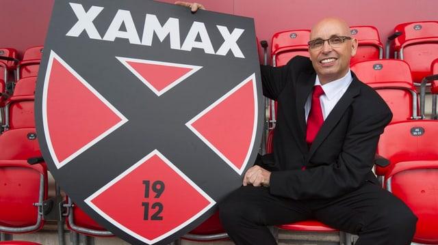Christian Binggeli wird Präsident des neuen Vereins «Neuchâtel Xamax FCS» bleiben.