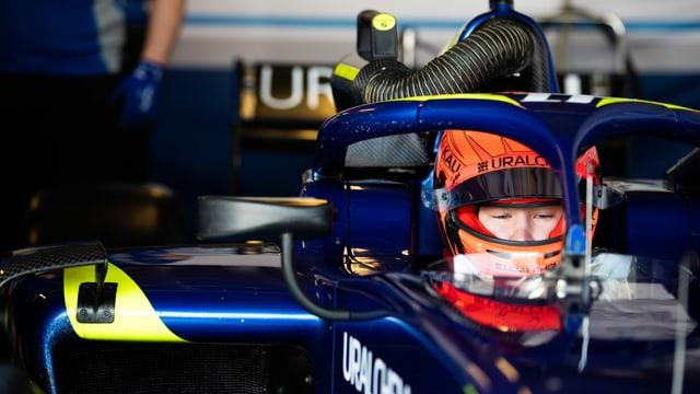 Formel-1-Team Haas holt Masepin