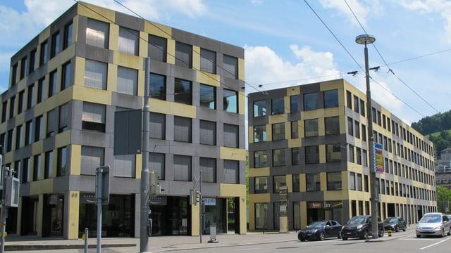 Gebäude VRSG
