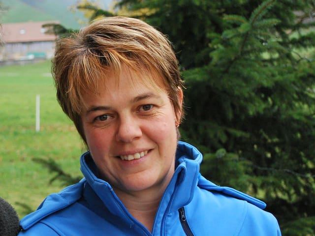 Margrit Odermatt.
