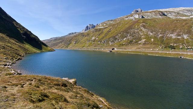 Purtret dal Pass dal Alpsu.