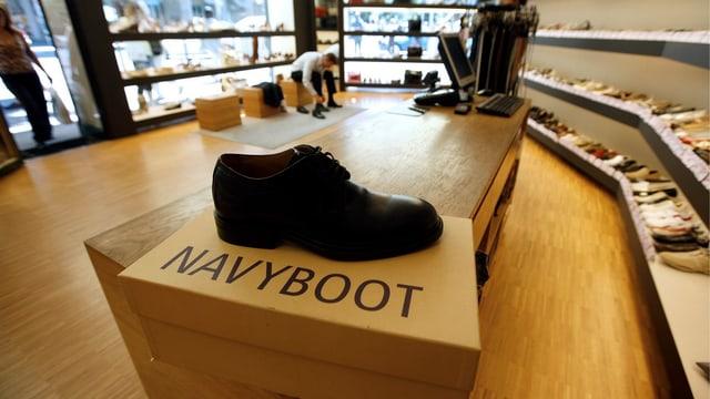 Navyboot-Filiale.