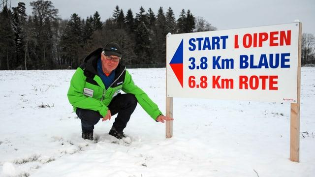 Langlauf Williberg