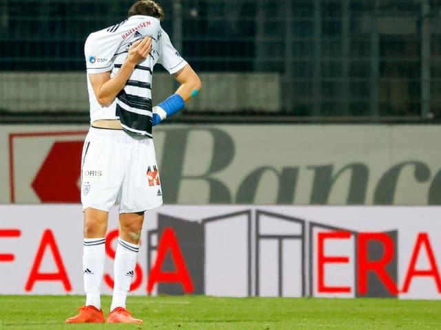 Basel-Verteidiger Timm Klose.