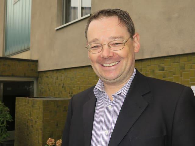 Porträt Franz Ruppen