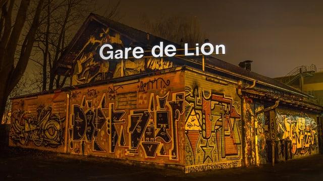 Gare de Lion