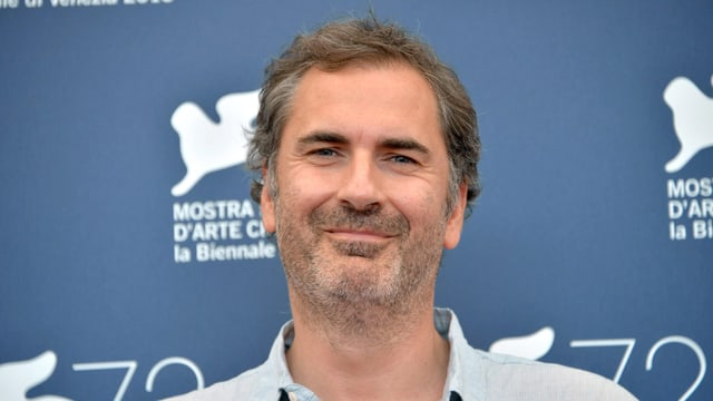 Regisseur Xavier Giannoli in Venedig.