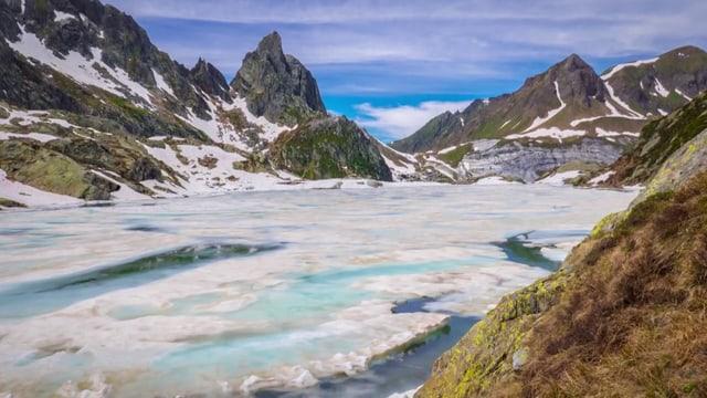 Video «Wasserwelt Schweiz: Das Wasserschloss Europas (1/4)» abspielen