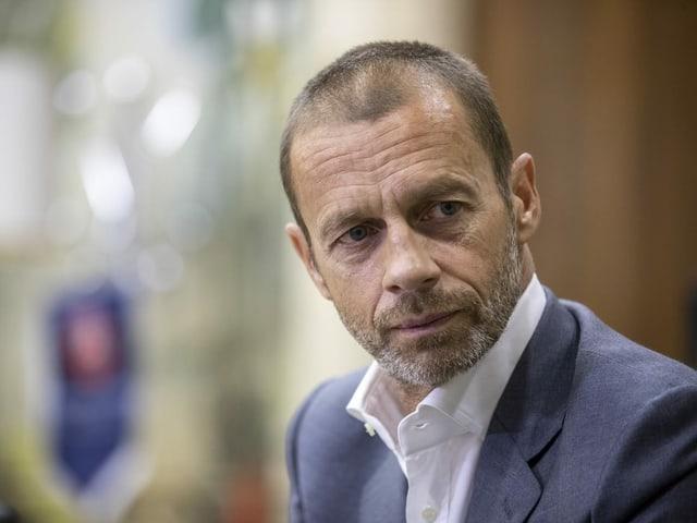Der Uefa-Präsident fände auch die Idee einer «Luxussteuer» für Vereine, die sich nicht an die Finanzregeln halten, «interessant».