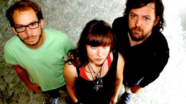 Video «musicLAB 123 - mit Coldeve, Al Pride & Lapcat» abspielen