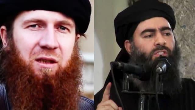 Die Köpfe hinter IS