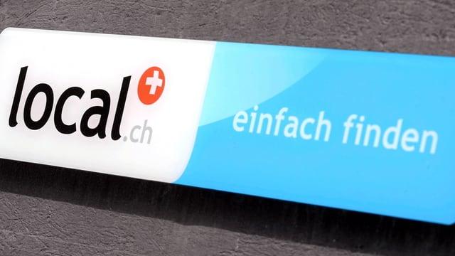 das Icon local.ch