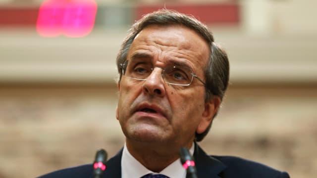 Premier Samaras