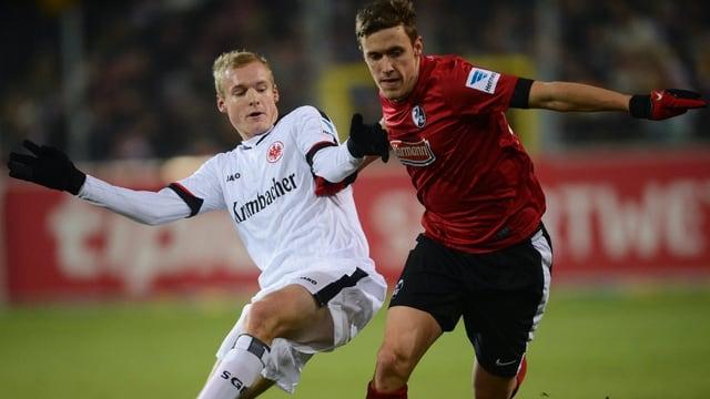 Der SC Freiburg und Eintracht Frankfurt trennten sich 0:0 unentschieden.