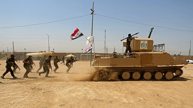 Acziun da terror en l'Irac.