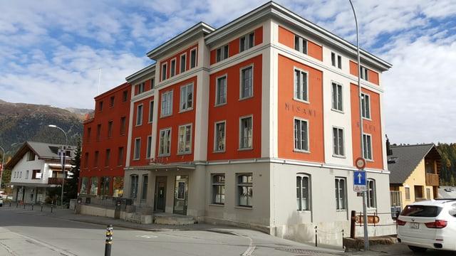 L'hotel Misani a Schlarigna