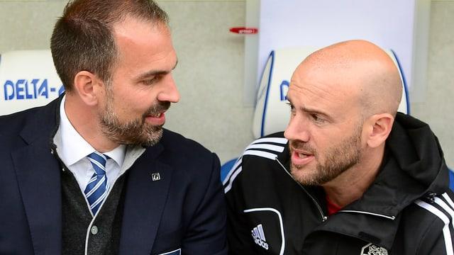 Video «FC Luzern – im Chaos Richtung Absturz?» abspielen