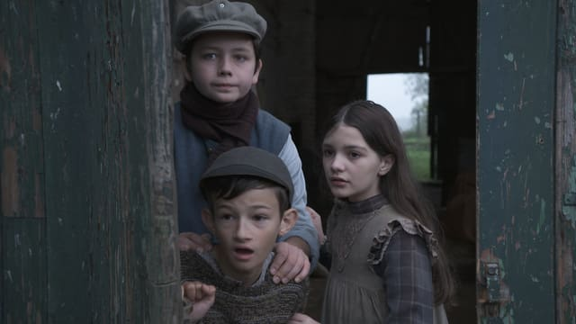 Video «Kleine Hände im Grossen Krieg: Die Strafe (8/8)» abspielen