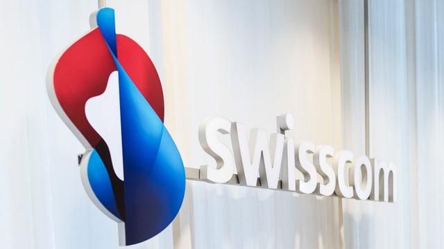 Logo da la Swisscom
