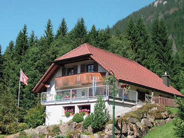 Ferienwohnung Baldo in Sörenberg