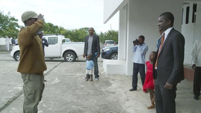 «Obama von Mosambik» wird Manuel de Araujo von seinen Anhängern genannt.
