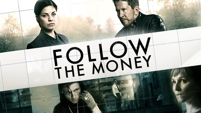 Keyvisual von Follow the Money